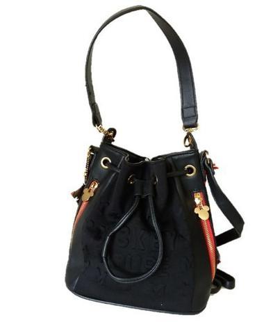 Bolsa Feminina Mickey Bmk78303 - Disney - Bolsas e Sacolas ... 763425af402