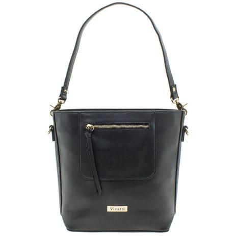 cda12db20 Bolsa Feminina Vivatti - BS1895 PRETO - Bolsas e acessórios ...
