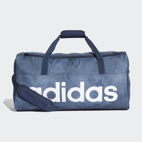 8e58a1b19 Bolsa Linear de Treino Adidas - Bolsa de Academia - Magazine Luiza