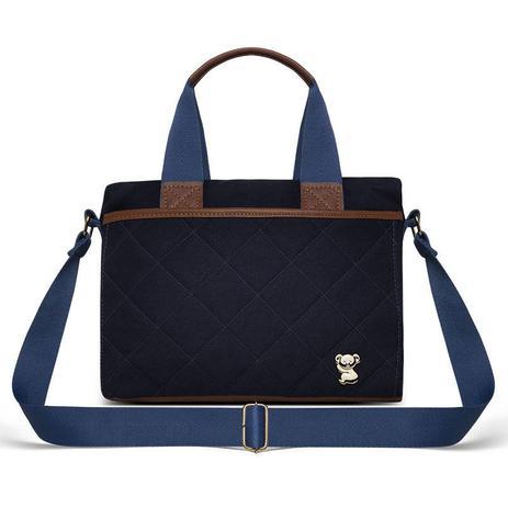 0a3e5ff14 Bolsa Maternidade Heloísa P Azul Marinho - Classic for Bags - Classic for  baby bags