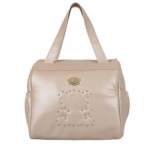1665dd121 Bolsa Maternidade Hug Chic Bege - G - Hug bolsas - Bolsas e Malas ...