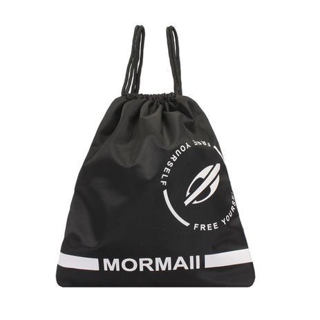 b6831167b Bolsa mochila saco esportiva nylon Mormaii PRETO - Bolsas e ...