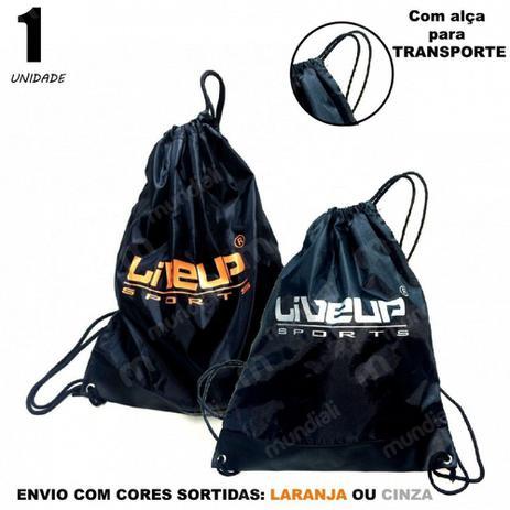 5d2ef77b4 Bolsa Sacola para Acessorios Esportivos Academia Gym Sack Liveup ...