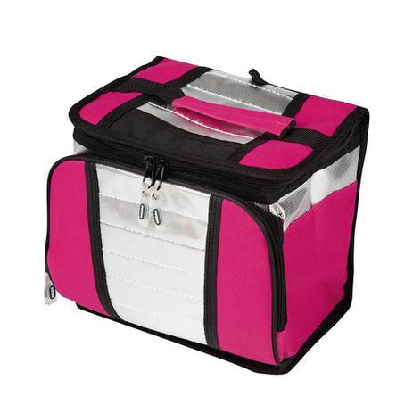 Imagem de Bolsa térmica ice cooler 7,5 litros rosa mor