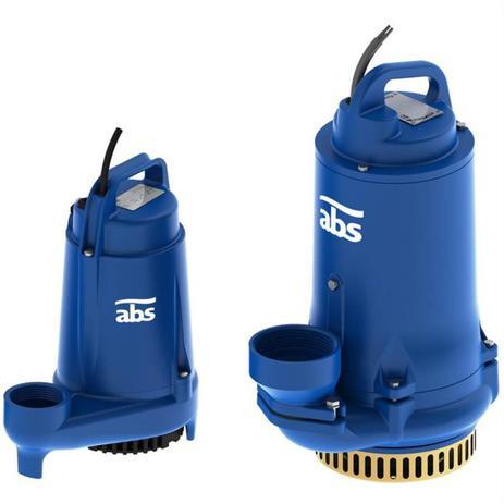 Imagem de Bomba submersivel abs sulzer uni 500t 1,0 cv trifasica 220v