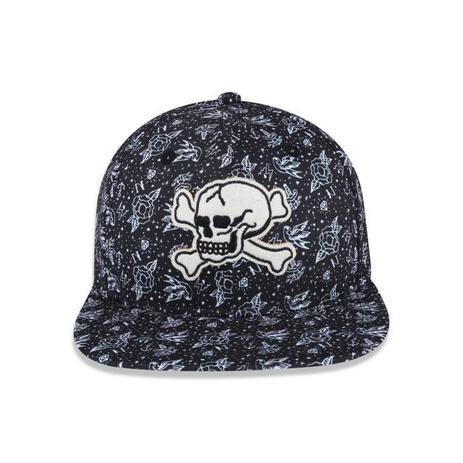 Boné 950 Of Sn Hold Fast Skull - PRETO - New era - Boné e Chapéu de ... aa852d91798