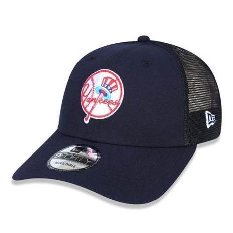 Boné Aba Curva New York Yankees BON352 New Era - Boné e Chapéu de ... e55948e6de53a