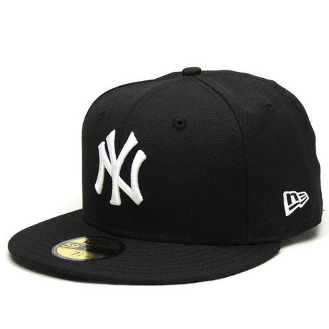 4abb9781e0 Boné Aba Reta New Era 5950 MLB New York Yankees - Boné Feminino ...