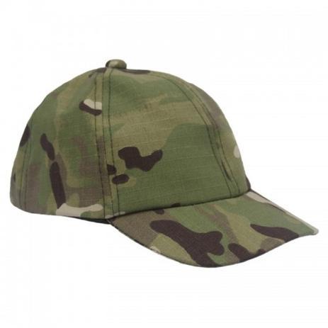 Boné Camuflado Multicam - Mundo do militar - Boné e Chapéu de Pesca ... 911ec72c142