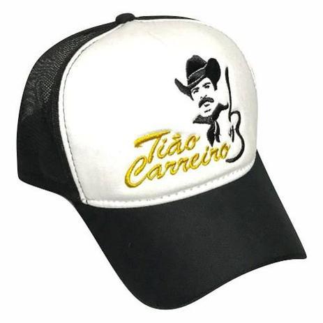 Boné Tião Carreiro Estilo Country Trucker - Promoção - Boné e Chapéu ... ca01a17200f