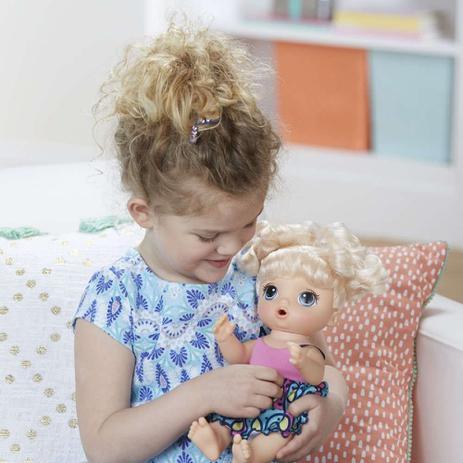 0b8afde7a Boneca Baby Alive Adora Macarrão Loira C0963 - Hasbro - Boneca Baby ...