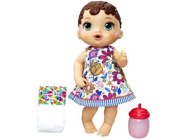 Boneca Baby Alive Hora do Xixi com Acessórios - Hasbro - Boneca Baby ... e66d2926b4a