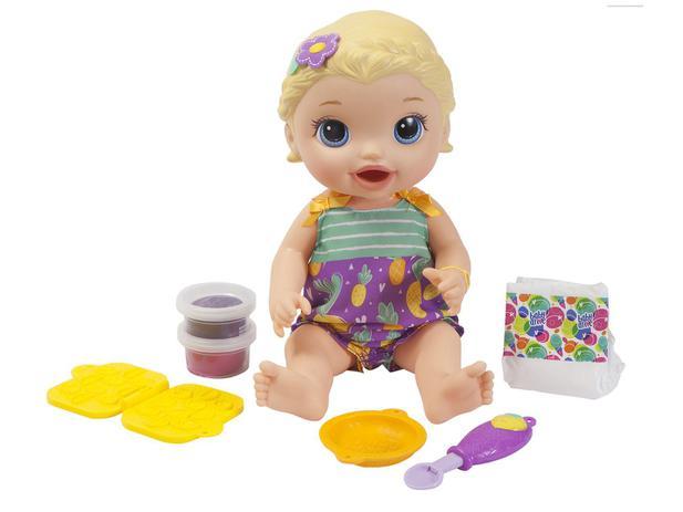Imagem de Boneca Baby Alive Lanchinhos Divertidos
