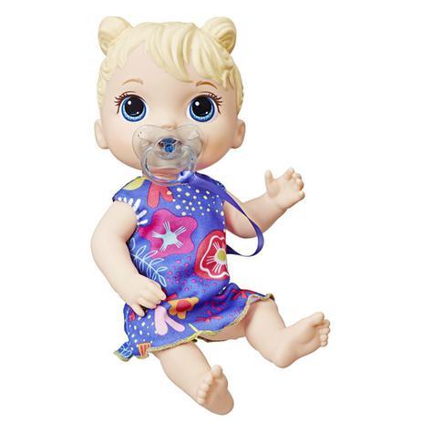 34a78fd3fc Boneca Baby Alive - Primeiros Sons - Loira - Hasbro - Boneca Baby ...