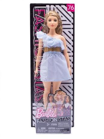 02521d0be Boneca Barbie Fashionistas N76 - Mattel - Boneca Barbie - Magazine Luiza