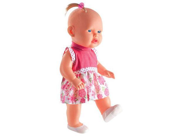 Boneca Bebê Blá Blá Blá 20 Frases - Sid-Nyl