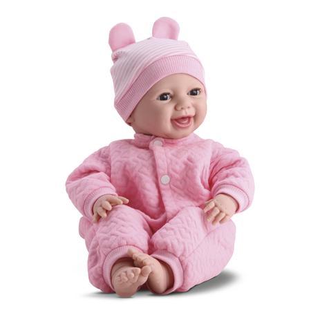 470a91b936 Boneca bebe estilo reborn soninho 40cm olho movel - Divertoys ...