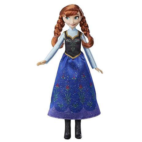 4cf2848768 Boneca Frozen Clássica Anna - E0316 - Hasbro - Bonecas - Magazine Luiza