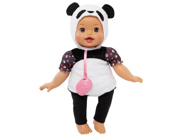 Boneca Little Mommy Fantasias Fofinhas Panda - Mattel