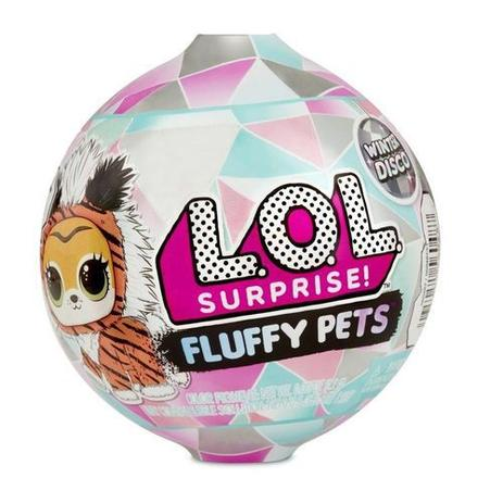 Imagem de Boneca LOL 9 Surpresas Fluffy Pets Winter Disco-Candide 8929