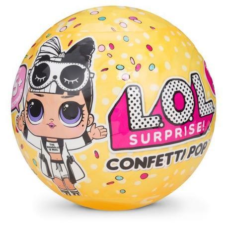 Imagem de Boneca LOL Surpresa Confetti Pop Série 3