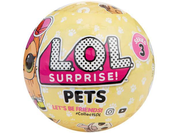 Imagem de Boneca LOL Surprise! Série 3 Pets
