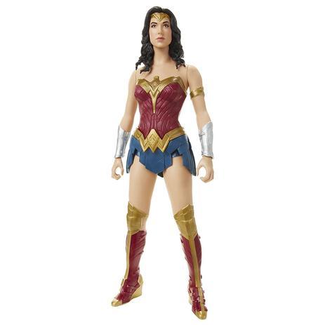 Boneca Mimo Mulher Maravilha Wonder Woman Liga Da Justiça 45cm