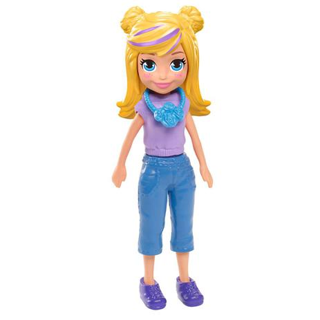 Boneca Polly Pocket - Polly Pronta para a Festa - Mattel