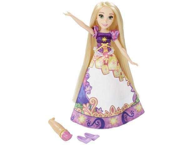 Boneca Rapunzels Magical Story Skirt - Disney Princess Hasbro