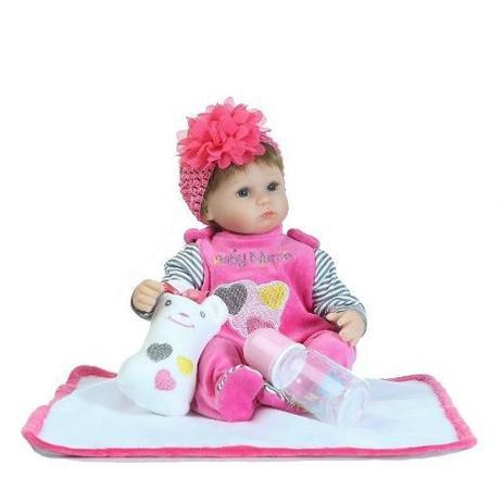 e68795a203 Boneca Reborn Violetta Baby Nurse - Bebe Reborn - Boneca Reborn ...
