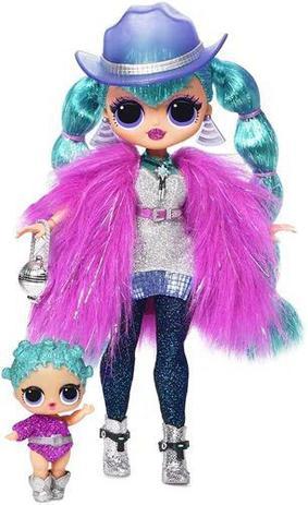 Imagem de Bonecas LOL Surprise OMG - Winter Disco - Cosmic Nova e Cosmic Queen