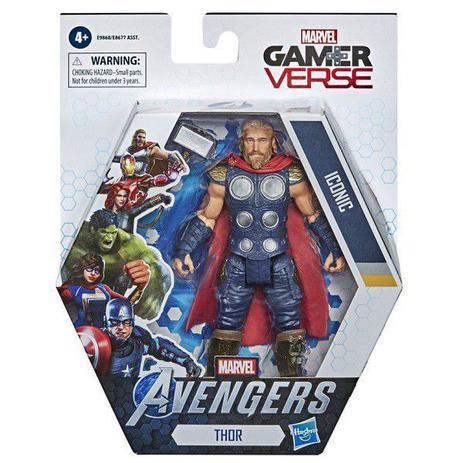 Imagem de Boneco Avengers Game Verse THOR Hasbro E9868 15061
