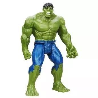 Imagem de Boneco Avengers Hulk Titan 30cm Hasbro B5772