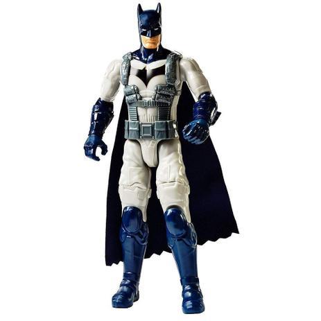 Imagem de Boneco Batman com Armadura - Mattel Fvm75