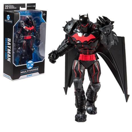 Imagem de Boneco Batman Hellbat DC Multiverse