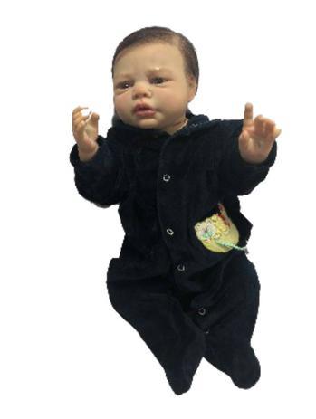 15a80b5ba Boneco bebê reborn Pietro com corpo inteiro - Baby dollls - Boneca ...