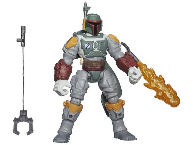 Boneco Boba Fett Star wars Hero Mashers - Hasbro