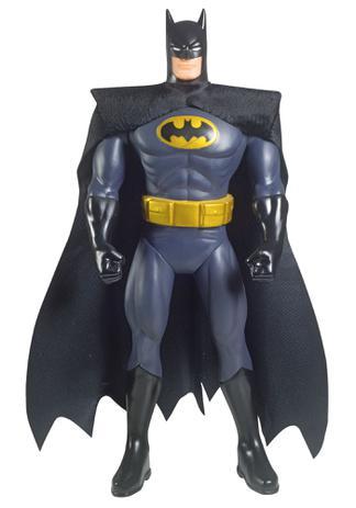 Imagem de Boneco de Vinil Gigante Batman Clássico 45 cm