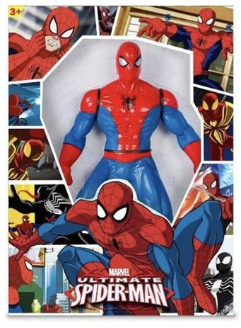 Imagem de Boneco Homem Aranha Comics Gigante 50cm