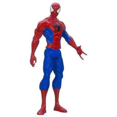 d84f9ae3fde53 Boneco Homem Aranha Marvel 30cm - Vingadores Pronta Entrega - Hasbro ...