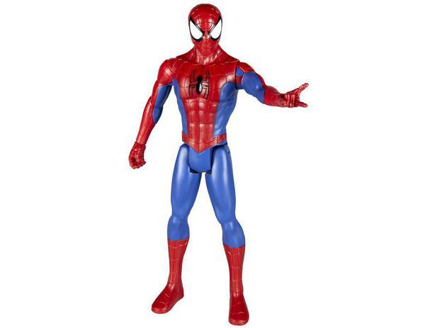 Boneco Homem Aranha Marvel Titan Hero Series - 30cm Hasbro