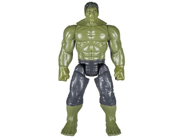 Boneco Hulk Marvel Titan Hero Series Avengers - Infinity War 30cm Hasbro