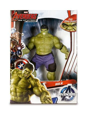 Imagem de Boneco Hulk Verde olho de injeção