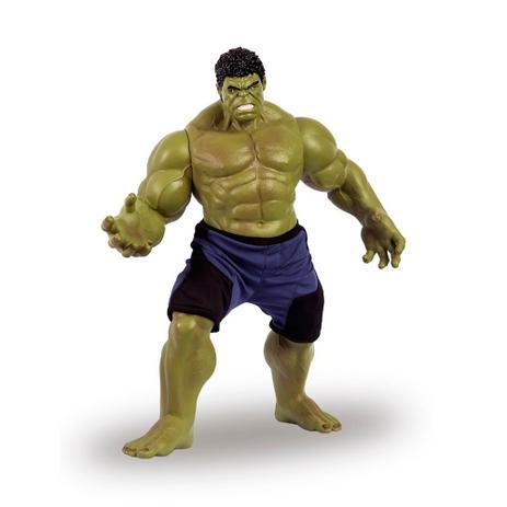 1cac3fff341db Boneco Hulk Verde Olho Injetado Avengers - Mimo - Bonecos - Magazine ...