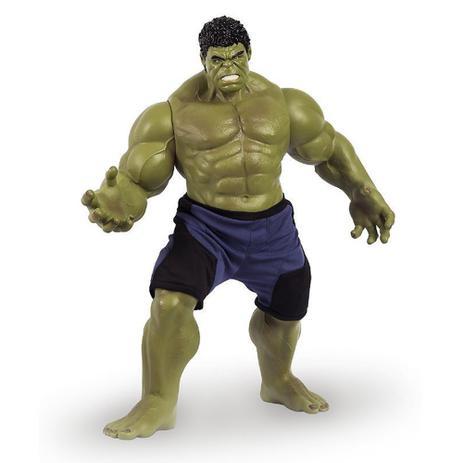 Boneco Hulk Vingadores Era De Ultron 483 Mimo Menor Preco Com