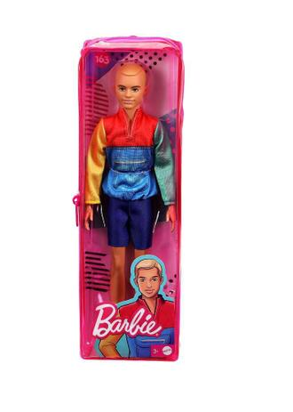 Imagem de Boneco Ken Fashionista 163 Mattel