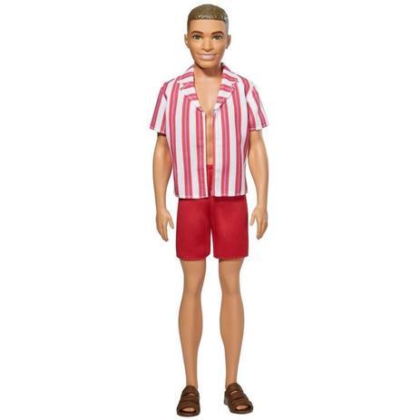 Imagem de Boneco Ken Namorado Da Barbie Edição Especial 60 Anos Mattel