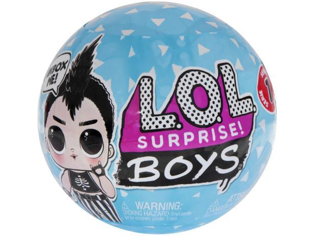 Imagem de Boneco LOL Surprise Boys com Acessórios