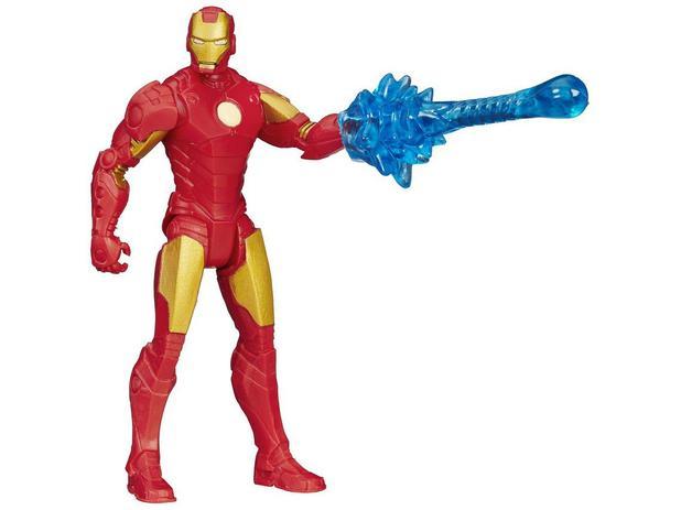 Boneco Marvel - Avengers Iron Man - Hasbro