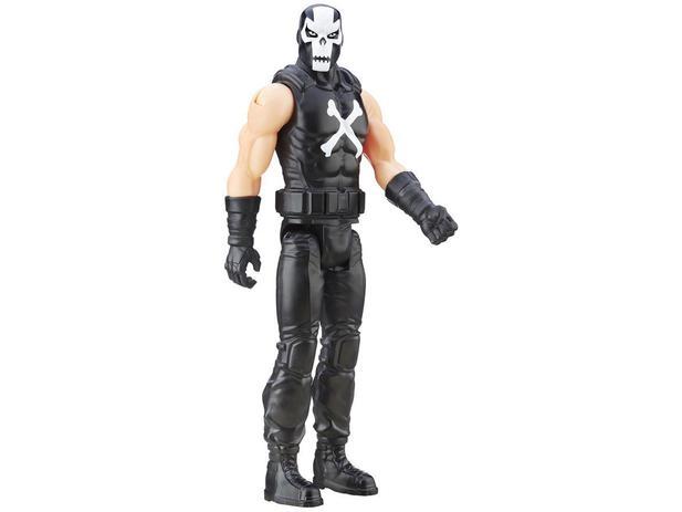 Boneco Marvel - Avengers - Titan Hero Series - Marvels Crossbones Hasbro